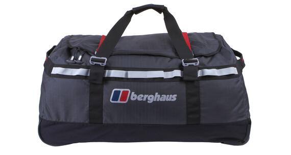Berghaus Mule II 100 Wheel Wheel Trolley Slate Stone/Jet Black